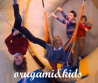 Orugami and Kids II